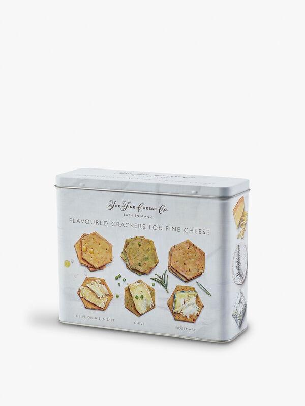 Flavoured Cracker Tin 375g