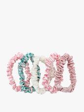 Midi Silk Scrunchies