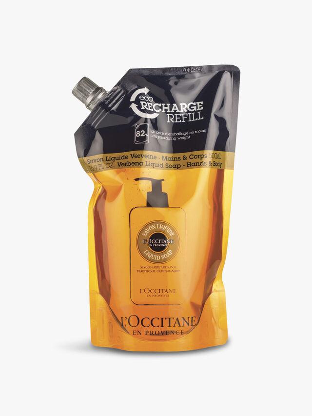 500ML Shea Verbena Liquid Eco Refill