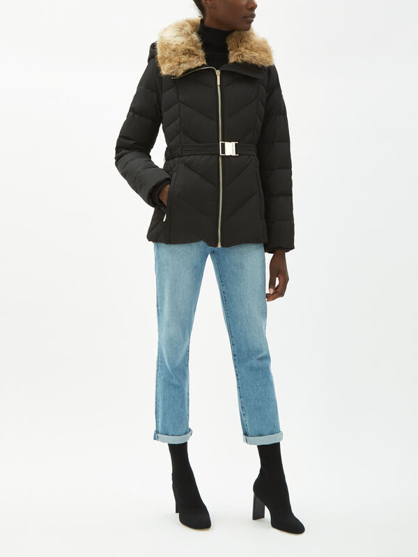 Fitted Heavydown Puffer