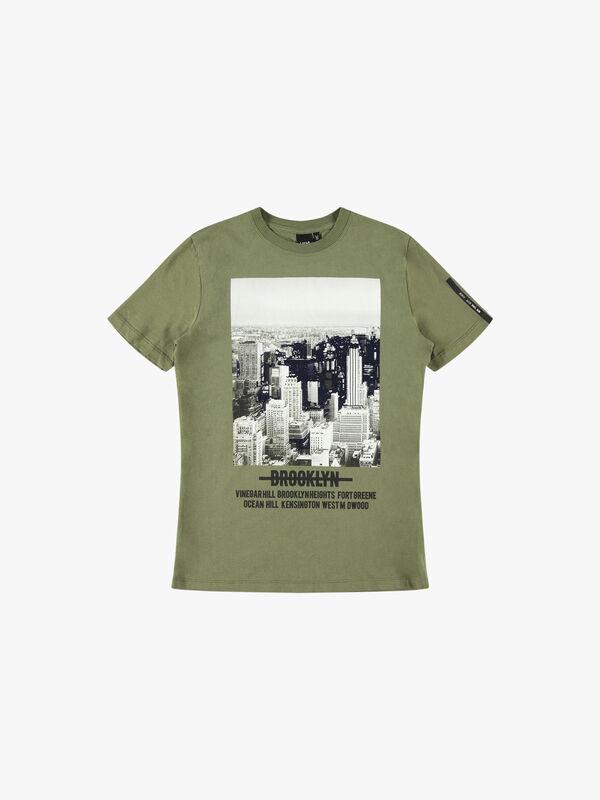 Brooklyn Printed T-Shirt