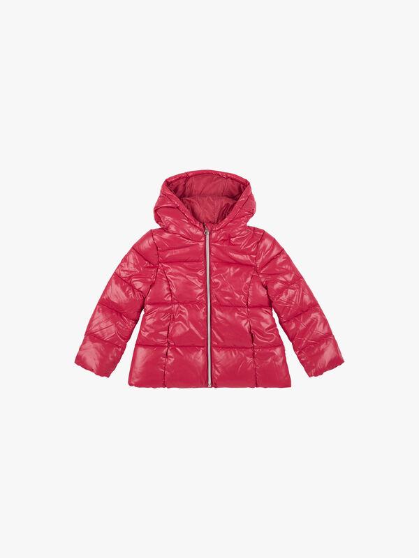 Flared Padded Jacket