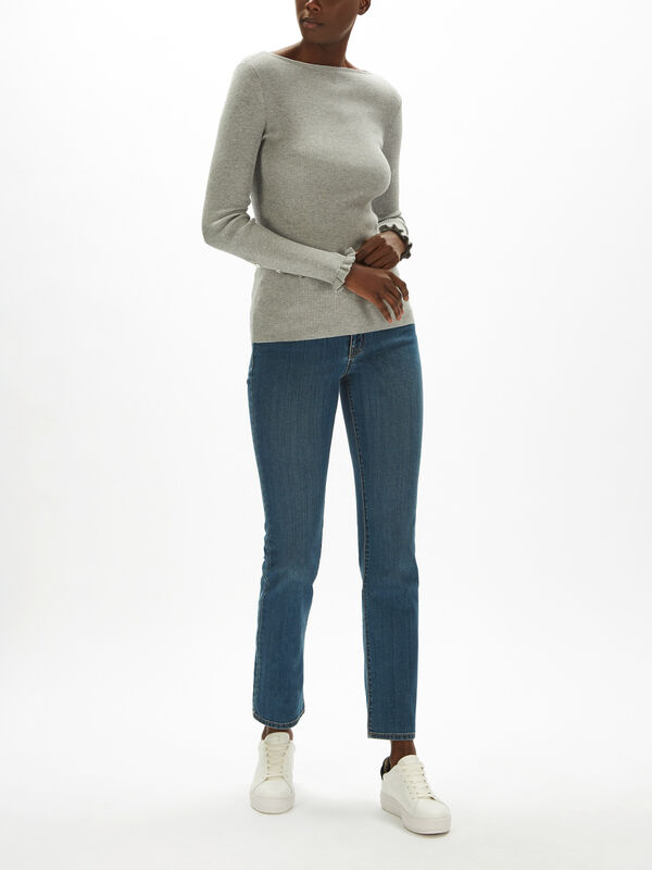 Zulima Long Sleeve Sweater