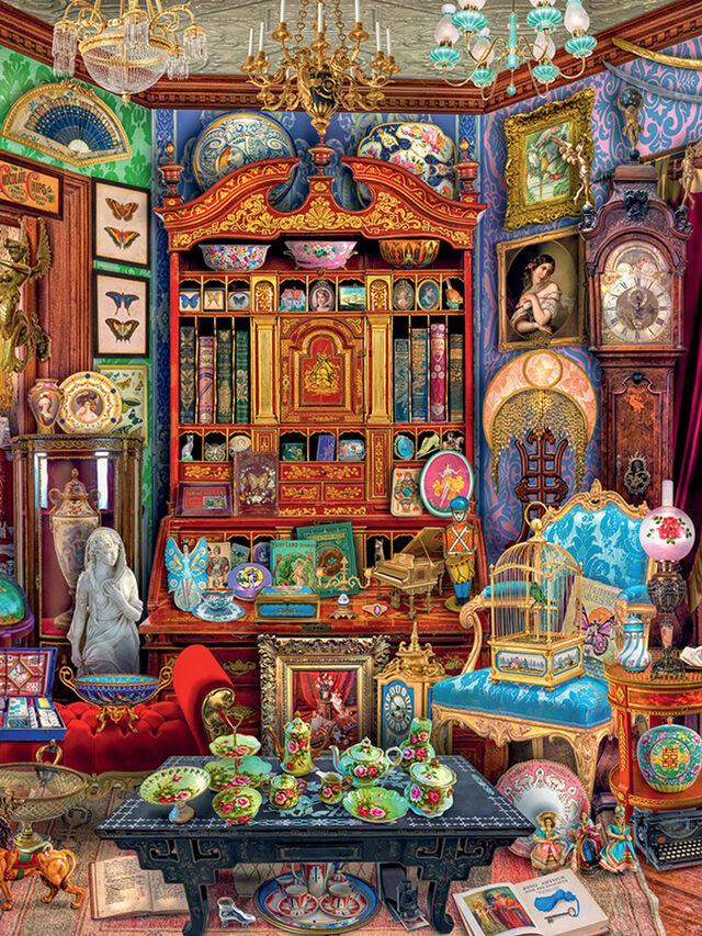 Treasure Trove Puzzle 1000pc