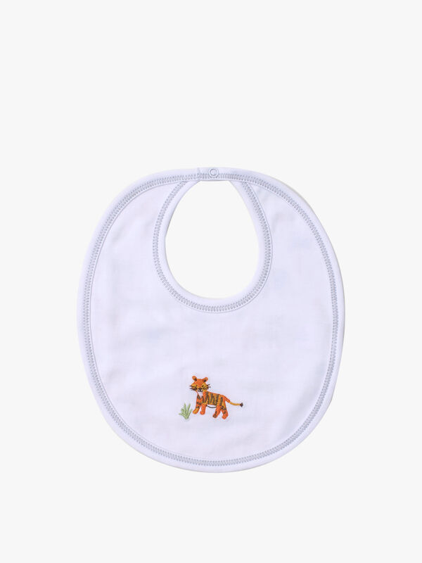 Jungle Junket Reversible Bib