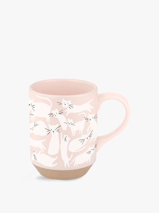 Whisker Cat Mug
