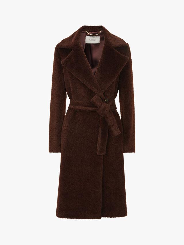 Lavagna Alpaca Coat