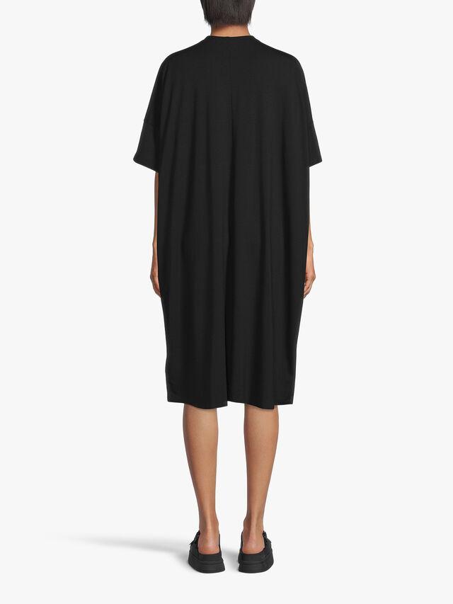Nes A Line Maxi Jersey Dress