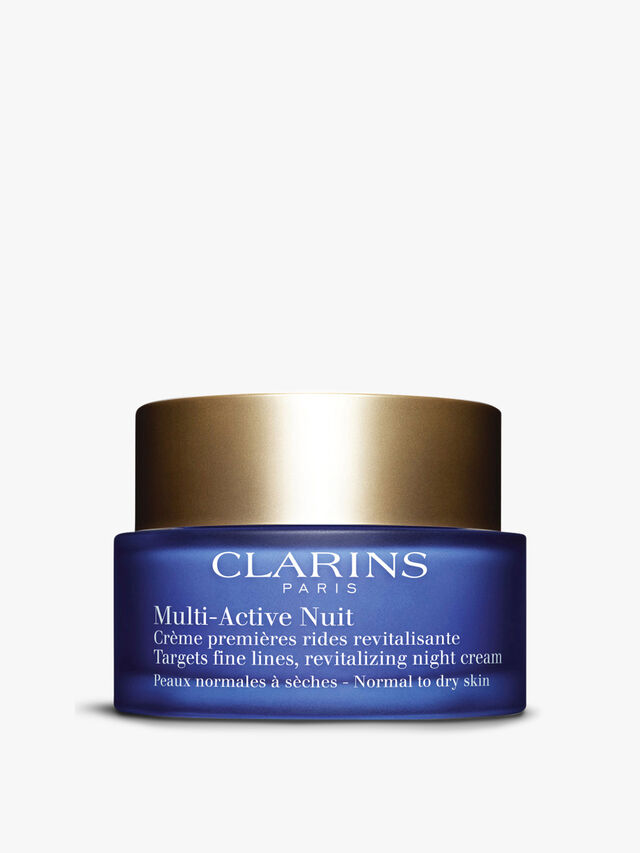 Multi-Active Night Cream Dry Skin