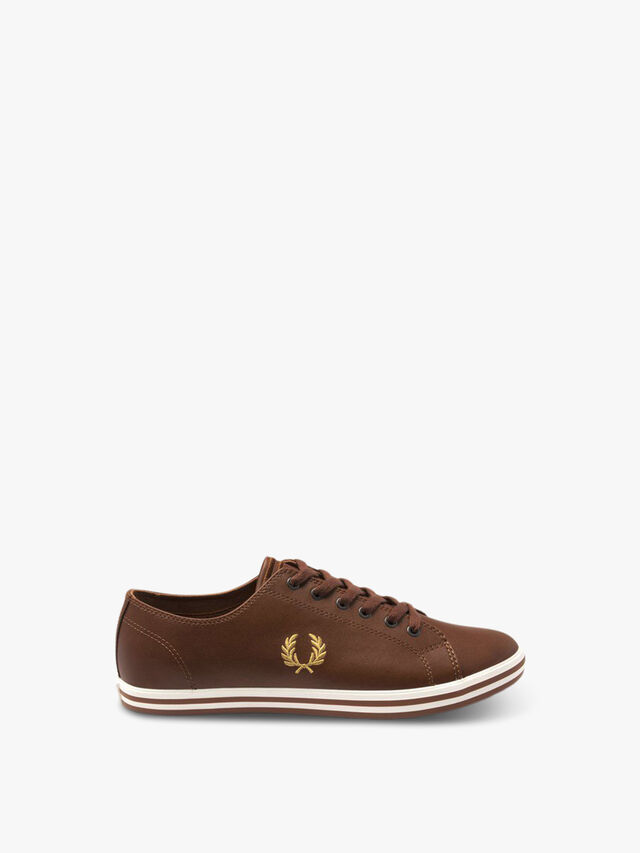 Kingston Leather Trainers