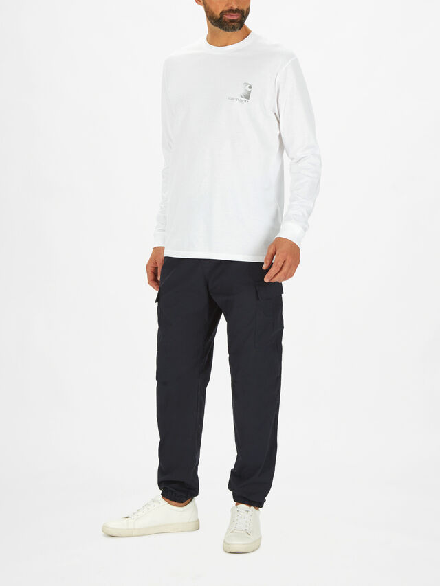 Long Sleeve Reflective Headlight T-Shirt