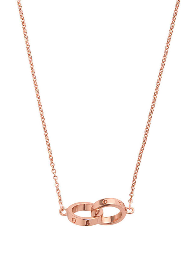 The Classic Interlink Necklace