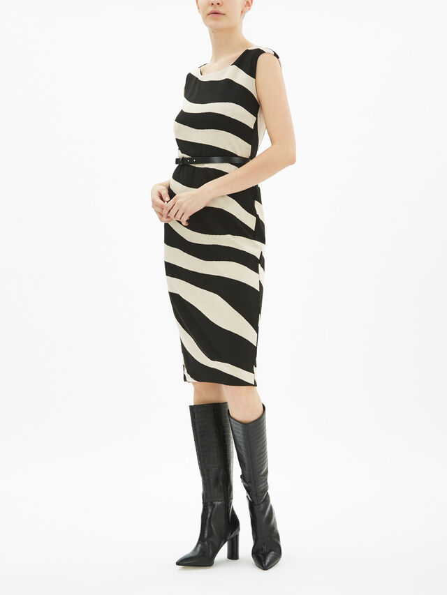 Blasone Printed Jersey Dress