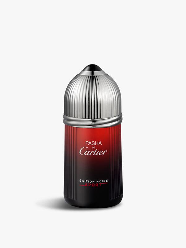 Pasha de Cartier Edition Noire Sport Eau de Toilette 50ml