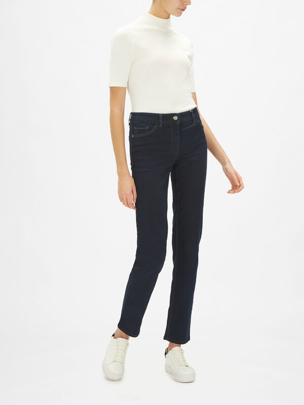 Romy Straight Fit Jean