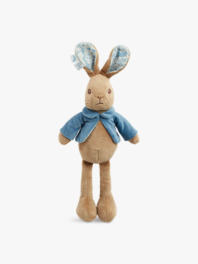 Peter Rabbit Signature Soft Toy