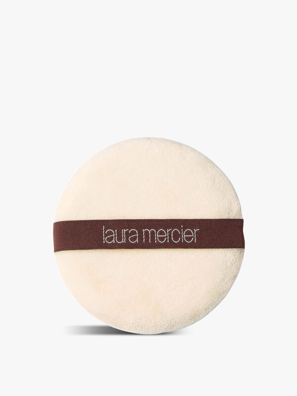 Velour Puff for Loose Powder