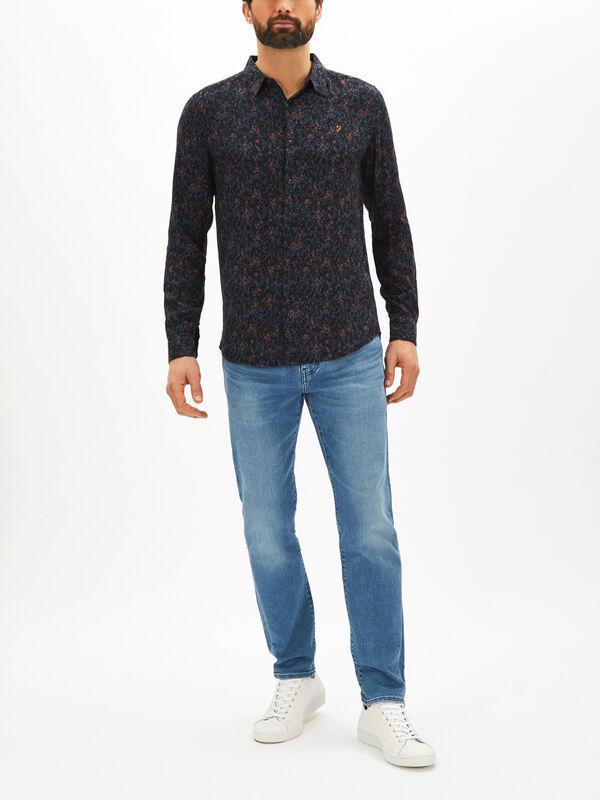 Blackstar Printed Shirt