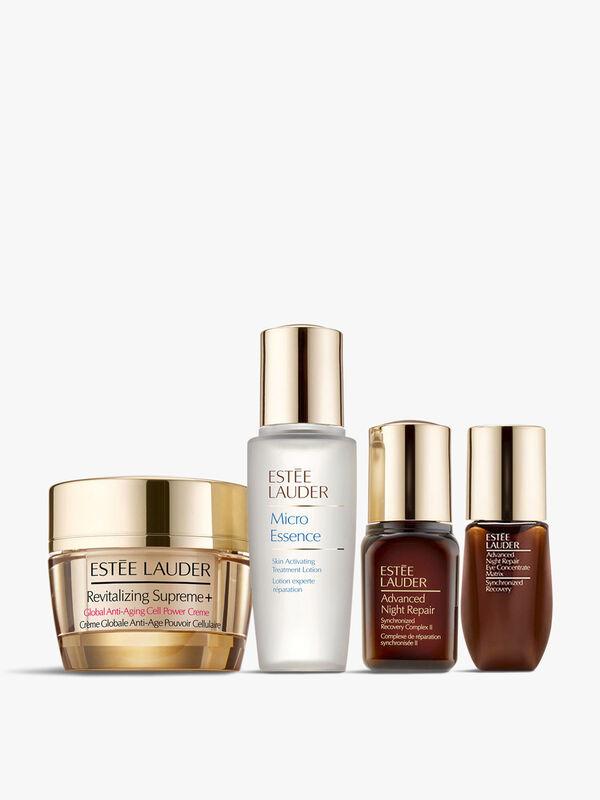 Power Nap Facial Renew + Rehydrate Essentials Gift Set