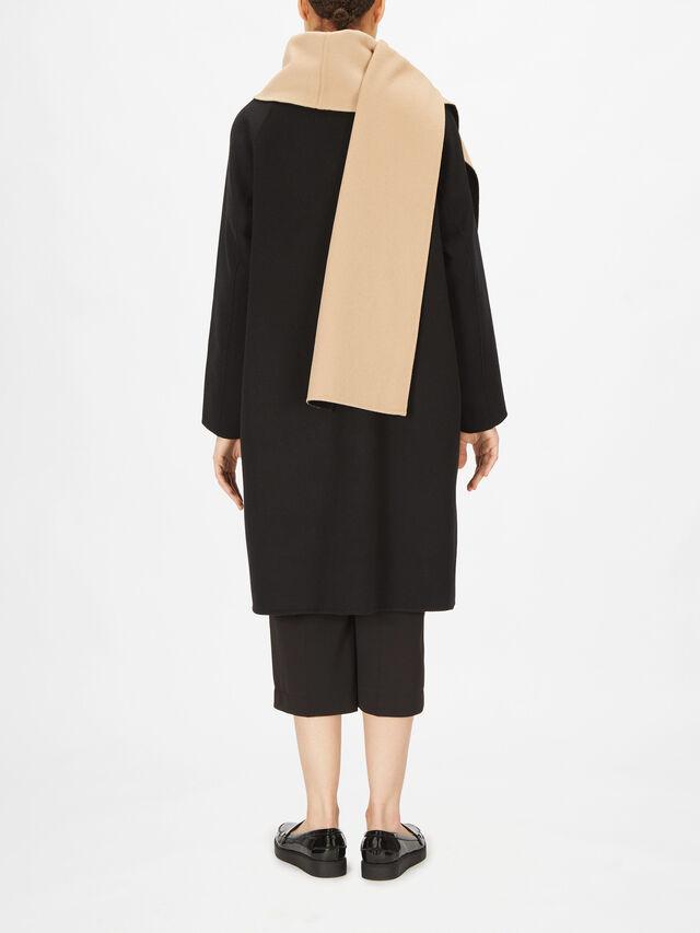 Luxe Scarf Coat