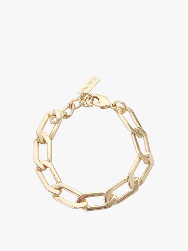 Muse Bracelet Gold