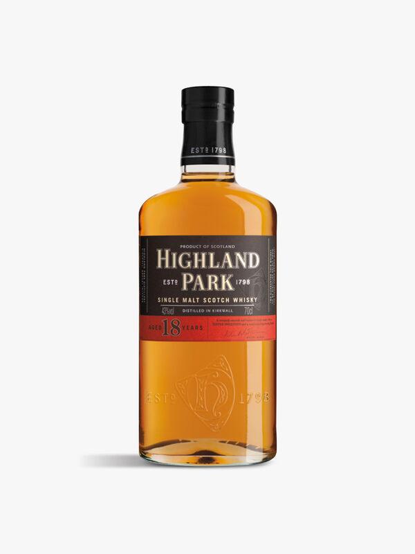 Highland Park 18yr Single Malt Whisky