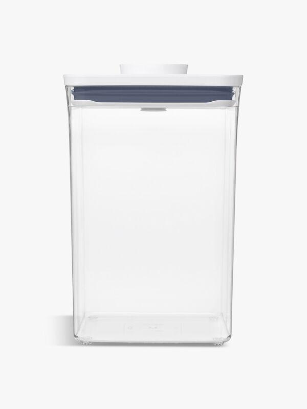 Big Square Medium Container 4.2L