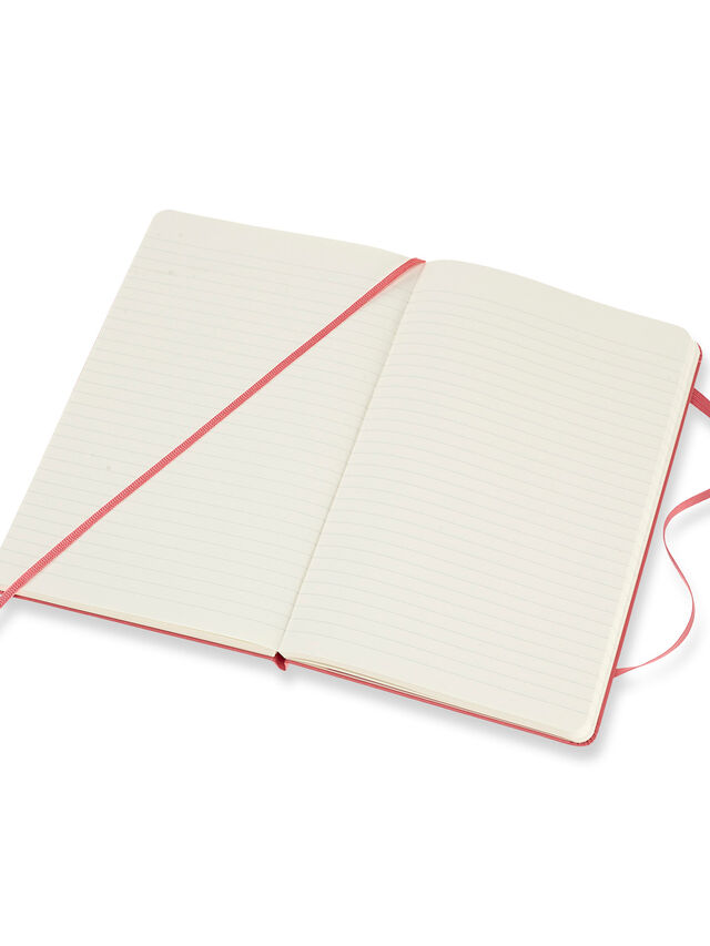 Classic Notebook Ruled Hard Cover