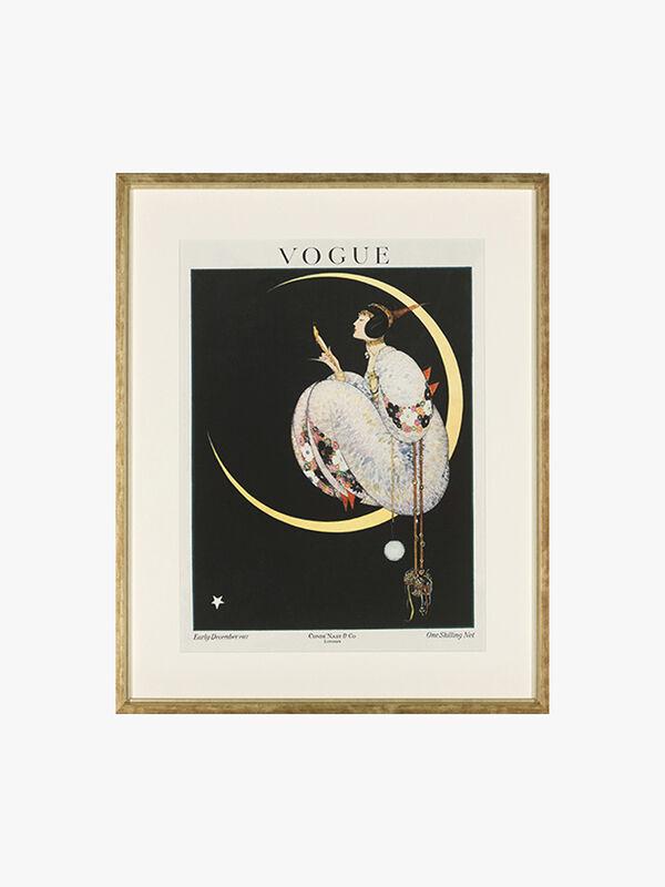Vogue December 1917 Print