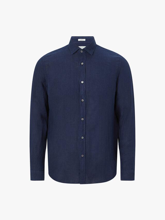 Sammy Linen Shirt