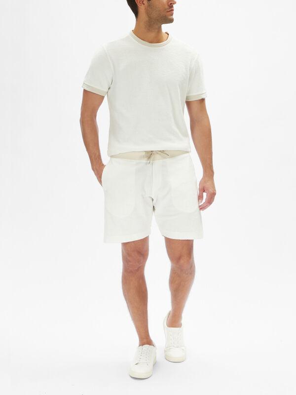 Afador Towelling Sweat Shorts