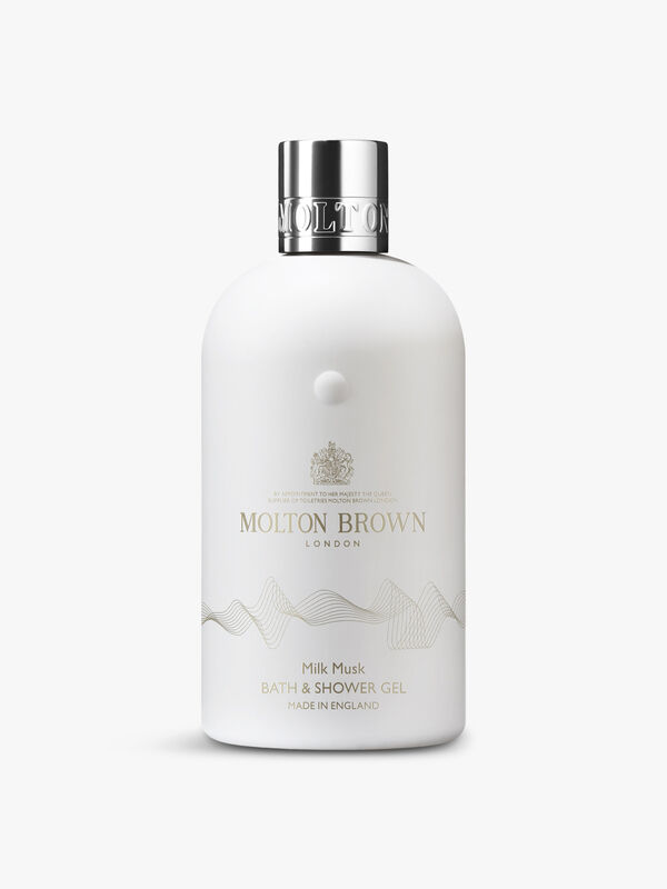 Milk Musk Bath & Shower Gel 300 ml