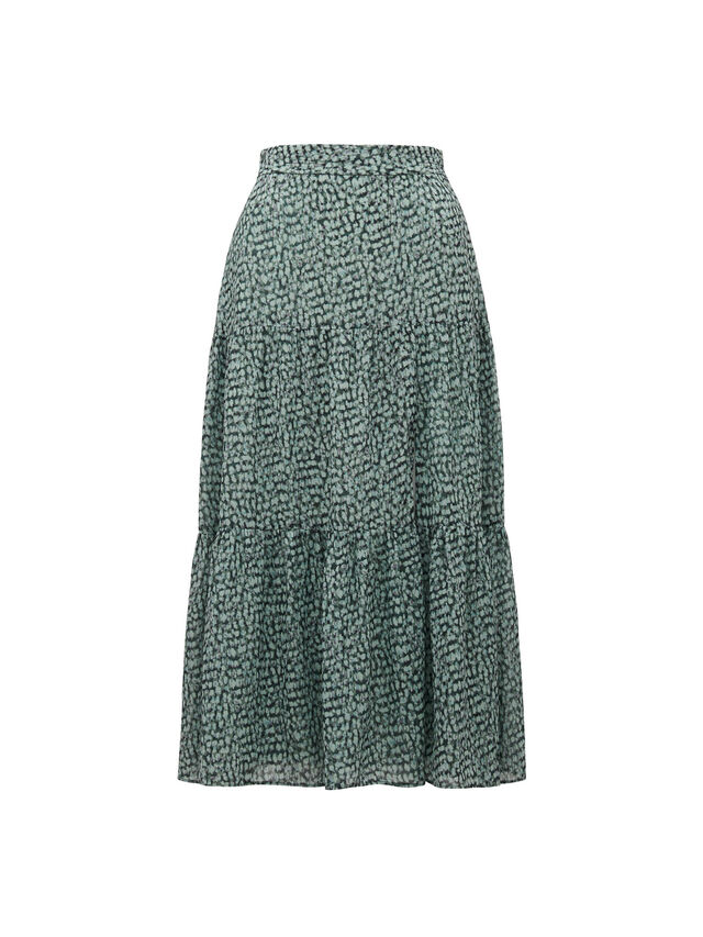 Tash Tiered Maxi Skirt