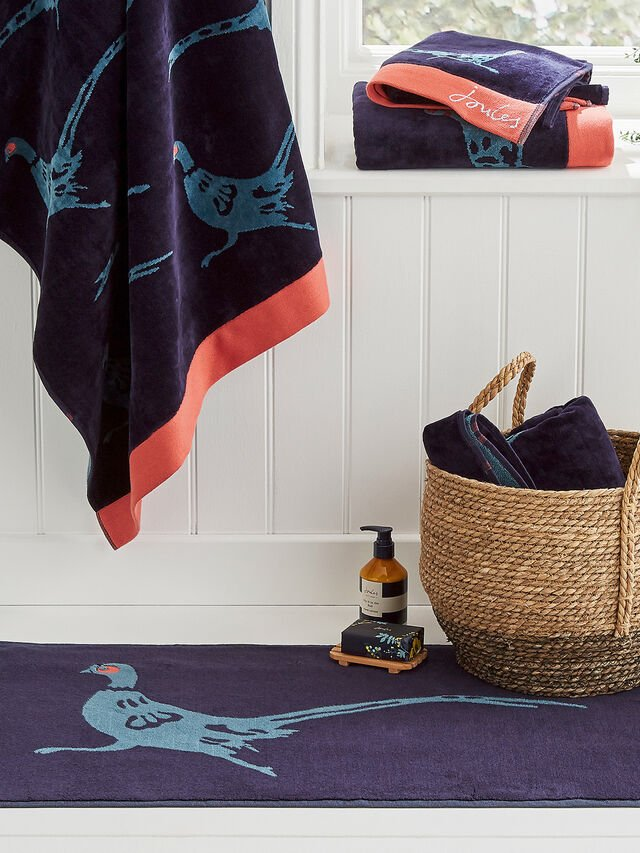 Pheasant Hand Towels