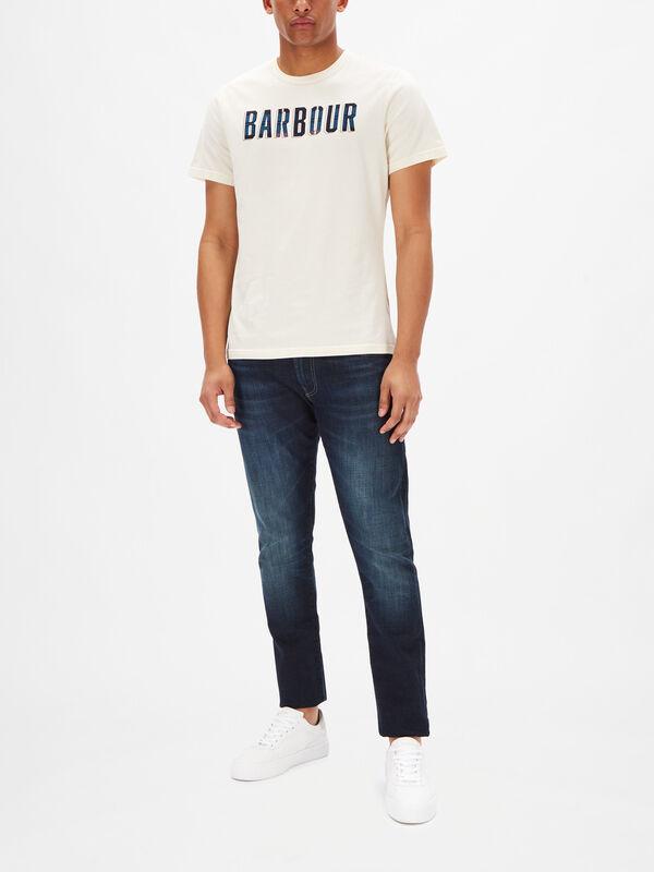 Lomond Tartan T-shirt