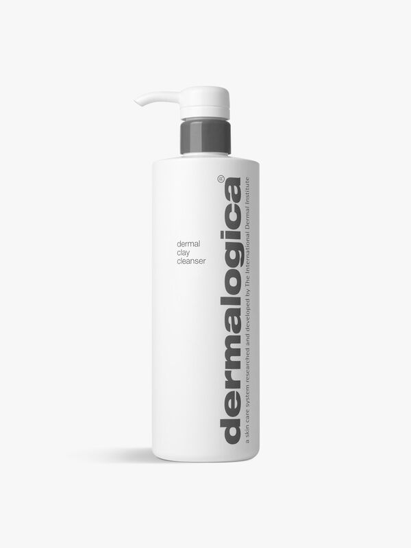 Dermal Clay Cleanser 500 ml