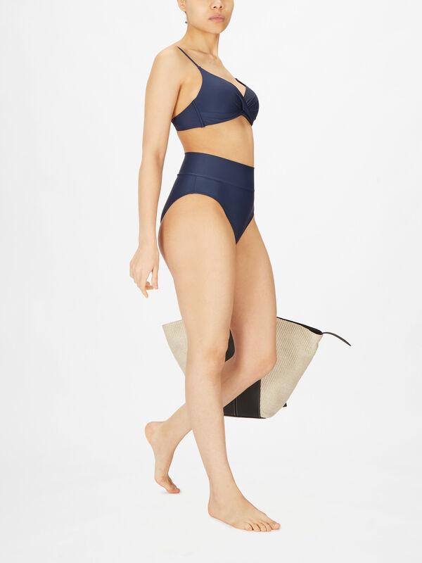 Bermuda Twist Bikini Top