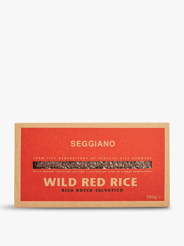 Wild Red Rice 500g