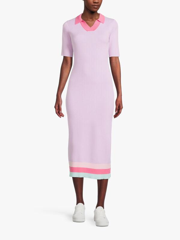 Gia Knitted Midi Dress