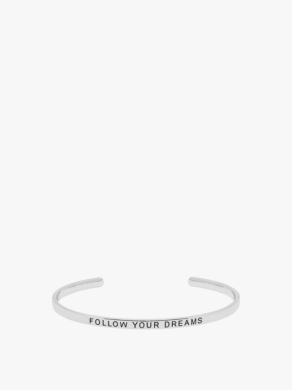 Follow Your Dreams Bangle