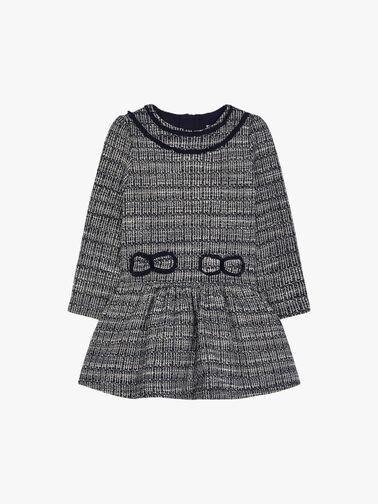 Tweed-flower-check-dress-4915-AW21