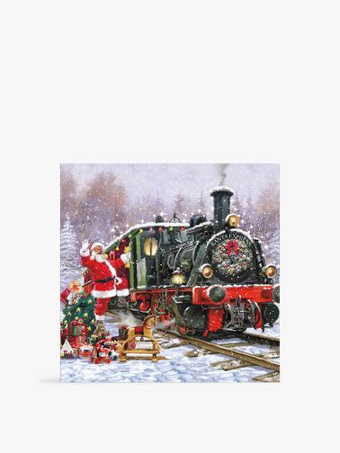 Santa Express Card Packs