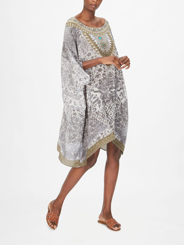 Short Box Kaftan