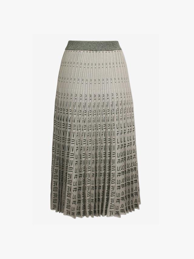 Cyrilla Paw Skirt