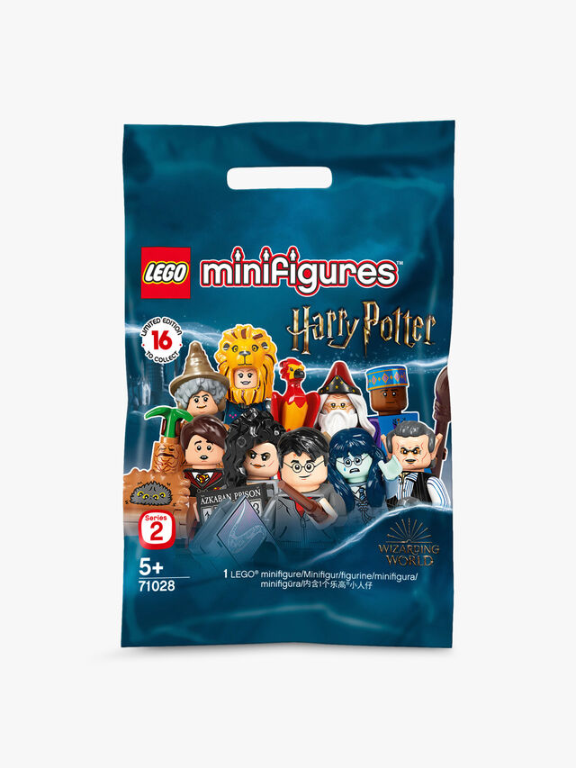 Series 2 Harry Potter Minifigures