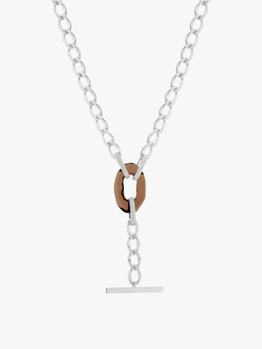 Protect Necklace Silver