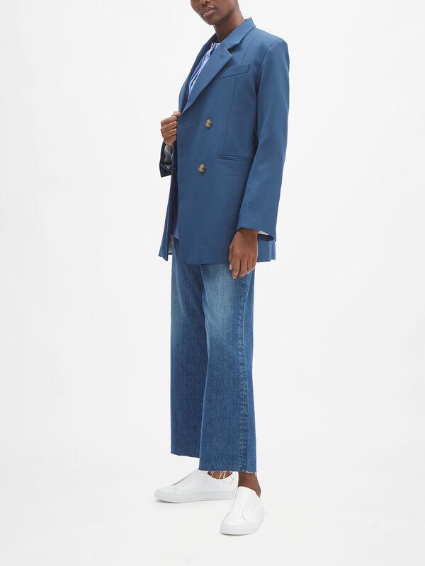 Violette Jacket Wool Mix