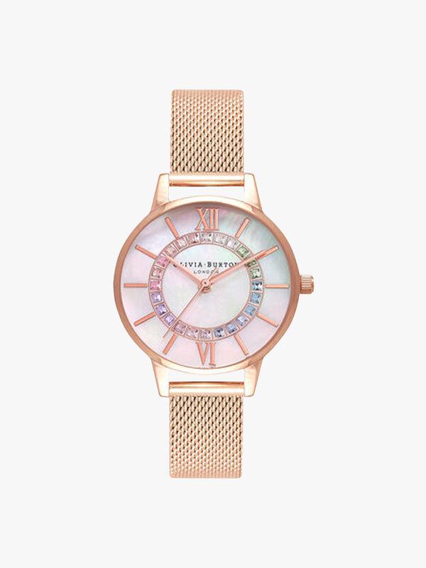 Rainbow Wonderland Watch