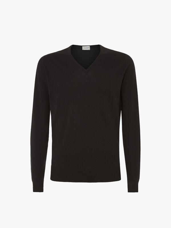 Blenheim V-Neck Pullover