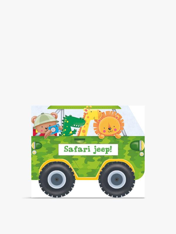 Whizzy Wheels Safari Jeep!